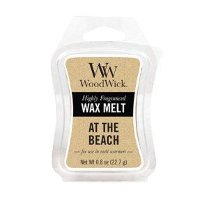 At-The-Beach-57250 WoodWick Mini Wax Melt