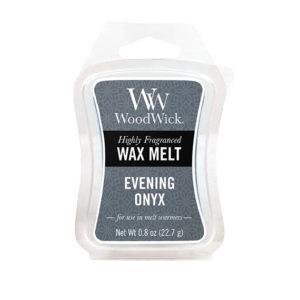 Evening-Onyx-57050 WoodWick Mini Wax Melt