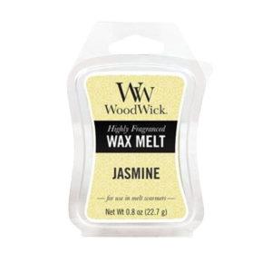 Jasmine WoodWick Mini Wax Melt