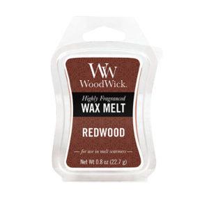 Redwood-57138 WoodWick Mini Wax Melt