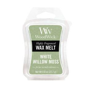 White-Willow-Moss-57051 WoodWick Mini Wax Melt